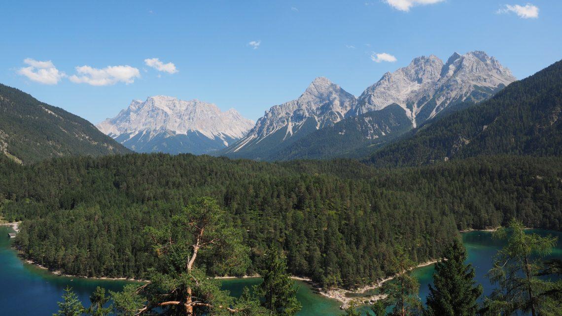 Das ruhige Naturschutzgebiet Kalkalpen
